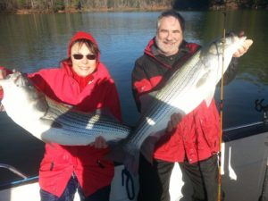 Carters Lake Fishing Guides Report For November 1 Carters Lake