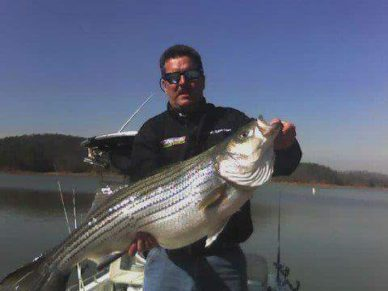 About Carters Lake Fishing Charters
